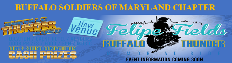 Buffalo Soldiers of Maryland Chapter